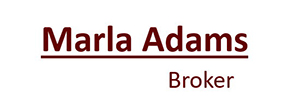 Text Image for Flip Side Realty Meet Our Team Page - Marla Adams