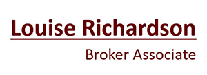 Text Image for Flip Side Realty Meet Our Team Page - Louise Richardson